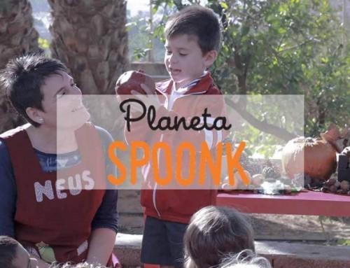 PLANETA SPOONK