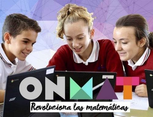 ONMAT Revoluciona las matemáticas en Secundaria
